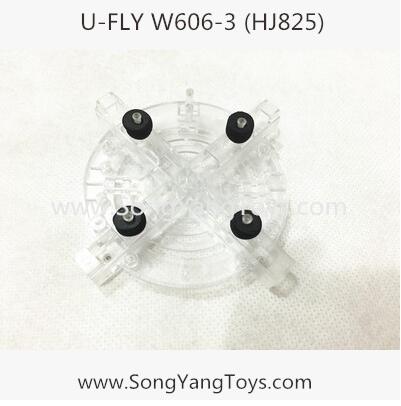 huajun Toys W606-3 Drone main frame