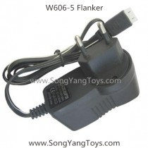 Huajun Toys W606-5 Flanker quadcopter eu charger