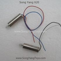 Song Yang toy X20 motor kits