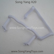 SongYang Toys X20 Drone landing skid
