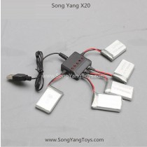 Song yang X20 upgrade charger