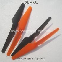 Xiao Bai Ma T-smart XBM-31 Quadcopter main blades