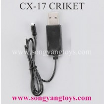 Cheerson CX-17 CRIKET USB Charger