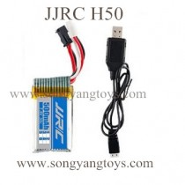 JJRC H50 Drone battery and Charger