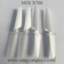 MJX RC X708 Quad-copter Main Blades