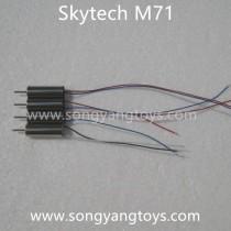 Skytech M71 quadcopter Motor kits
