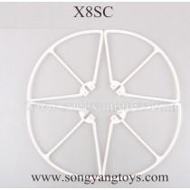 SYMA X8SC Drone Parts-propeller protector
