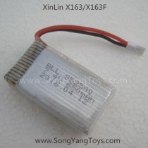Xin Lin X163 FPV Quadcopter lipo battery