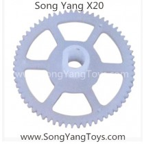 Song Yang Toys X20 drone big gear