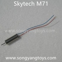 Skytech M71 quadcopter Motor short wire