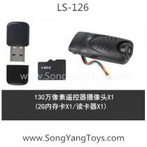Lian sheng LS126 Quadcopter hd camera