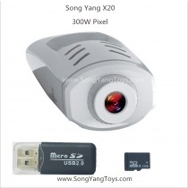 Song Yang toys X20 Drone HD Camera ktis