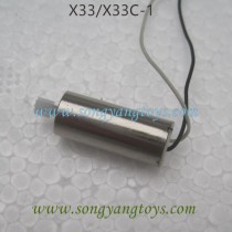 Song yang toys X33 Drone Motor black wire