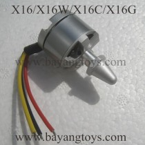 BAYANGTOYS X16 X16W sky-hunter Motor