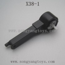 SONGYANGTOYS X38-1 Parts-Big Gear
