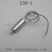 SONGYANGTOYS X38-1 Parts-Motor Black and White Wire
