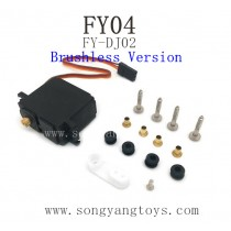 FEIYUE FY-04 Upgrades Parts-Brushless servo