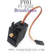 FEIYUE FY-01 Upgrades Parts-Brushless Servo