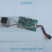 MJX X102H Quadcopter receiver board