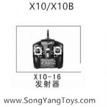 Song yang X10 X10B explorer drone transmitter
