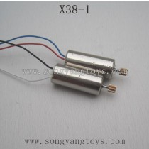 SONGYANGTOYS X38-1 Parts-Motor A and B