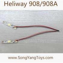 Heliway 908 quadcopter LED BAR