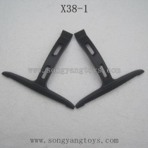 SONGYANGTOYS X38-1 Parts-Landing Gear