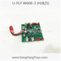 Huajun Toys W606-3 U-FLY Drone Receiver board