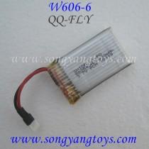 HUAJUN W606-6 fpv drone battery