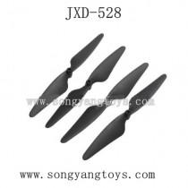 JINXINGDA JXD 528 Parts-Propellers Black Color