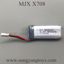MJX RC X708 Quad-copter 3.7V Battery