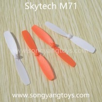 Skytect M71 Quadcopter scout main blades