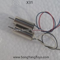 Song yang toys X31 pocket drone motor