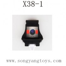 SONGYANGTOYS X38-1 Parts-Mobile Phone Clip