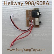 Heliway 908 Drone power off ktis