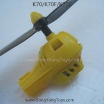 Kai deng K70 sky warrior drone motor box kit