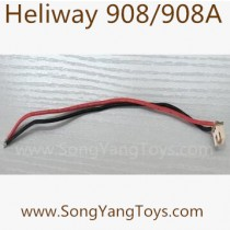 heliway 908 Quadcopter motor wire