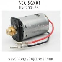 PXToys 9200 PIRANHA Parts-540 Motor PX9200-26