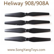 Heliway 908 Drone main blades