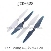 JINXINGDA JXD 528 Parts-Propellers WHITE