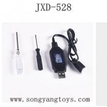 JINXINGDA JXD 528 Parts-USB Charger and Screws Driver