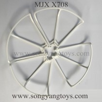 MJX RC X708 Quad-copter Blades Guards