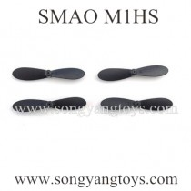 SMAO M1HS mini drone Main Blades Black