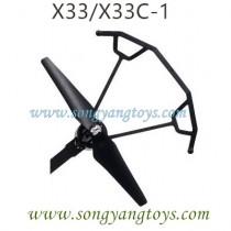 Song yang X33C-1 Drone Motor Kits B