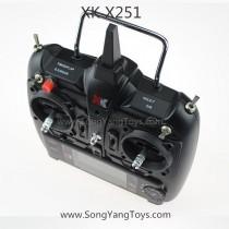 Wltoys XK X251 Quadcopter Controller
