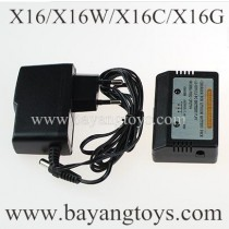 BAYANGTOYS X16 X16W sky-hunter Charger