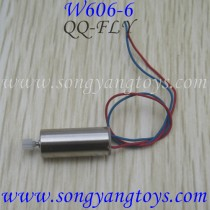 HUAJUN W606-6 fpv drone motor B
