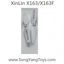 Xin Lin X163 FPV Quadcopter leason main blades