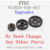 FEIYUE FY07 Upgrades Parts-Metal Drive Gear