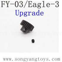 FEIYUE FY03 Upgrade Parts-Metal Motor Gear FY-T26